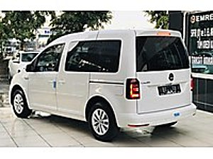 EMRE AUTO DAN 2020 MDL CADDY 2.0 TDİ DSG EXCLUSİVE SIFIR Volkswagen Caddy 2.0 TDI Exclusive