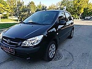KARAGÖZ OTOMOTİV DEN 2007 MODEL KUPONN 1.5 CRDI HYUNDAI GETZ Hyundai Getz 1.5 CRDi VGT