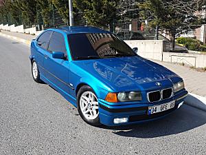 BMW 3.16İ MAVIŞŞŞŞ...
