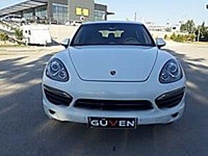 2014 PORSCHE CAYENNE 3.0 DİESEL DOĞUŞ ÇIKIŞLI BAKIMLI Porsche Cayenne 3.0 Diesel