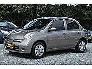 2007 NİSSAN MİCRA   senetle taksitlendirme seçenegimiz vardır   Nissan Micra 1.2 Passion