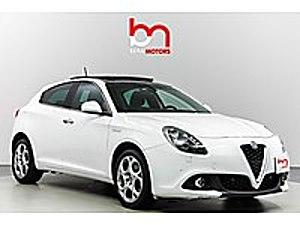 GİULİETTA - DİZEL - OTOMATİK - CAM TAVAN - HATASIZ - BOYASIZ Alfa Romeo Giulietta 1.6 JTD Super TCT