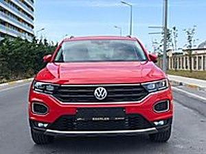 2020 MODEL  0   SÜRÜŞ ASİSTANT PLUS-HAYALET-ŞERİTTAKİP-KÖRNOKTA Volkswagen T-Roc 1.5 TSI Highline