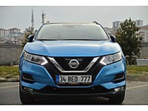 37 BİNDE DERİN MAVİ GARANTİLİ 2018 CAM TAVAN NAVİ NERGİSOTOMOTİV Nissan Qashqai 1.6 dCi Sky Pack