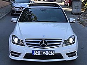 ES OTOMOTİV DEN 2013 MODEL C180 AMG PAKET 7G-TRONİC Mercedes - Benz C Serisi C 180 AMG 7G-Tronic