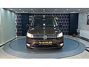 2016 CADDY COMFORTLİNE  30 PEŞİN 36 AY VADE   KREDİ ÇIKARILIR Volkswagen Caddy 2.0 TDI Comfortline