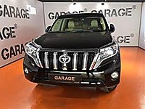 GARAGE 2016 TOYOTA LAND CRUISER 2.8-4D PRADO BAYİİ Toyota Land Cruiser 2.8 D-4D Prado