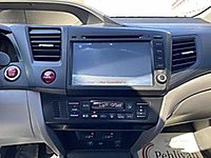 PEHLİVAN OTOMOTİVDEN-2014 47.000 KMDE CİVİC ECO EXECUTİVE Honda Civic 1.6i VTEC Eco Executive
