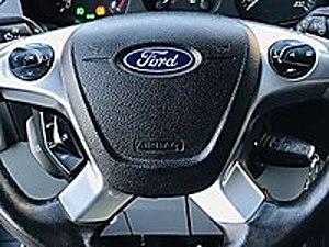 2017 MODEL FORD CUSTOM 155HP UZUN ŞASİ DELUX HATASIZ Ford Transit Custom 310 S Delux