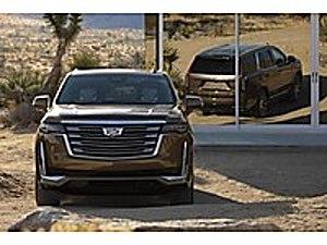 -HD MOTORLU ARAÇLAR-2020 YENİ KASA ESCALADE 420Hp  Cadillac Escalade 6.2 V8