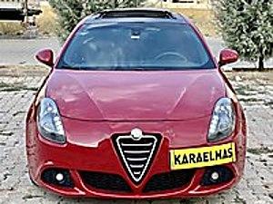 KARAELMAS AUTO DAN 1.6 JTD ALFA ROMEO SUNROOF DJİTAL KLİMA FULLL Alfa Romeo Giulietta 1.6 JTD Distinctive