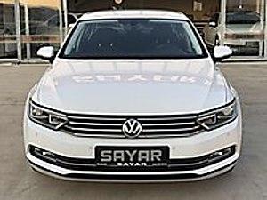 SAYAR  2015 PASSAT 1.4 TSİ Bmt. COMFORTLİNE-27.000 KM DE-BOYASIZ Volkswagen Passat 1.4 TSI BlueMotion Comfortline
