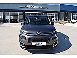 DİLEK AUTO 2020 CİTRÖEN 1.5BLUEHDİ BERLİNGO FEEL STİL 0.KM Citroën Berlingo 1.5 BlueHDI Feel Stil