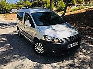 2012 MODEL DEĞİŞENSİZ ORİJİNAL TRAMERSİZ VW CADDY 1.6 TDİ 105 HP Volkswagen Caddy 1.6 TDI Trendline