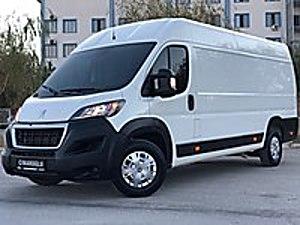 2019 PEUGEOT BOXER 15M3 165BG 33.000 KM D.KLİMA BOYASIZ ÇİZİKSİZ Peugeot Boxer 435 HDi