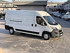 2018 BOXER L3H2 2.0 BLUEHDI 130 PS 13M3 KREDİ BİZDEN Peugeot Boxer 335 HDi