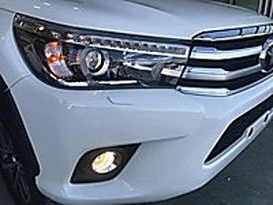 SIFIR KM 2020 MODEL HİLÜX 4x4 Hİ CRUİSER OTOMATİK Toyota Hilux Hi-Cruiser  2.4 4x4