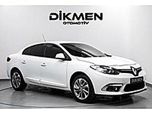 HATASIZ - BOYASIZ - YETKİLİ SERVİS BAKIMLI - İCON - DİZEL EDC Renault Fluence 1.5 dCi Icon