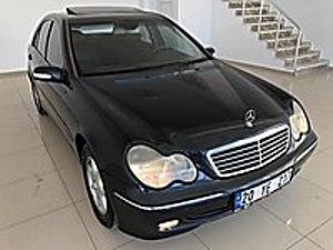 2001 MODEL MERCEDES-BENZ C 200 KOMPRESSOR AVANTGARDE Mercedes - Benz C Serisi C 200 Komp. Avantgarde