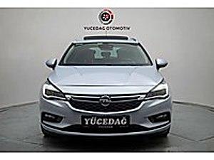 2016 OPEL ASTRA SPORTS TOURER 1 6 DYNAMİC 75BİNDE SERVİS BAKIMLI Opel Astra 1.6 CDTI Dynamic