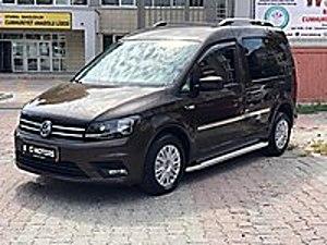 2016 MODEL VW CADDY DSG 2.0 TDİ  35 PEŞİN KALANI VADE-1.39 KREDİ Volkswagen Caddy 2.0 TDI Trendline