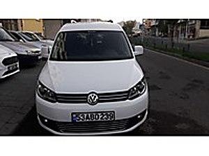 NOKTA HATASIZ Volkswagen Caddy 1.6 TDI Comfortline