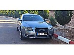 2009 FULL SANRUFLU ACİL Audi A6 A6 Sedan