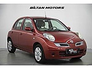 BİLTAN MOTORS 2009 OTM KIRMIZI 130.000KM MİCRA 48AY SNT KREDİ Nissan Micra 1.2 Passion