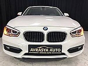 AVRASYA AUTO BMW 116 D JOY GERİ GÖRÜŞ  LED FAR DÜŞÜK KM KAZASIZ BMW 1 Serisi 116d Joy