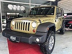2013 JEEP WRANGLER RUBICON 2.8CRD 200HP BAKIMLI MASRAFSIZ Jeep Wrangler 2.8 CRD