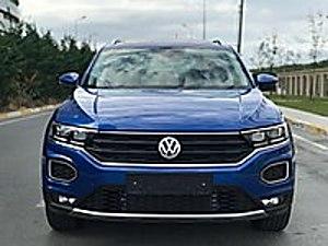 2020 0 KM T-Roc 1.5 TSI CAM TAVAN K.NKT KEYLS E.BGJ GERİ GÖRÜŞ Volkswagen T-Roc 1.5 TSI Highline