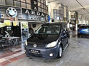 ARDA dan 2013 Caddy 1.6 TDI Trendline Volkswagen Caddy 1.6 TDI Trendline