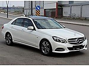 --48.000 KM DE-HATASIZ-BOYASIZ-KEYLESS GO-AKILLI BAGAJ-TAM FUL-- Mercedes - Benz E Serisi E 180 Edition E