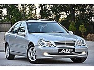 AKİF OTOMOTİV den 2oo3 Model Mercedes C320 Avantgarde OTOMATİK Mercedes - Benz C Serisi C 320 Avantgarde