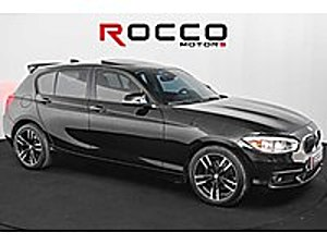 ROCCO MOTORS 2015 BMW 1.16d JOY PLUS SUNROOF Bİ-XENON DEĞİŞENSİZ BMW 1 Serisi 116d Joy Plus