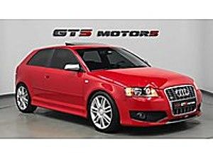 GTS MOTORS 2008 MODEL AUDİ S3 2.0 TFSI QUATTRO SERVİS BAKIMLI Audi S Serisi S3 2.0 TFSI Quattro