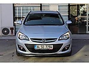 KAFKAS DAN 2017 TRAFİK ÇIKIŞLI OPEL ASTRA 1.6 CDTI OTOMATİK 136 Opel Astra 1.6 CDTI Design