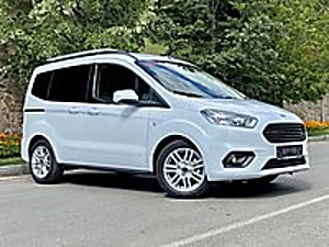 2020 MODEL  0  KM FORD COURİER TİTANYUM 1 5 TDCİ 100 HP  18 KDV Ford Tourneo Courier 1.5 TDCi Titanium