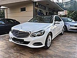 GALERİ ERSOYDAN 2015 E180 EDİTİON E  EXCLUSİVE 21.000KM HATASIZ Mercedes - Benz E Serisi E 180 Edition E