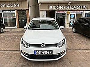 2017 MODEL COMFORTLİNE POLO Volkswagen Polo 1.2 TSI Comfortline