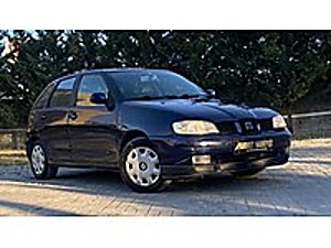 A.HAMİYET OTOMOTİV DEN SEAT İBİZA 1.6 SİGNO BAKIMLI TERTEMİZ Seat Ibiza 1.6 Signo