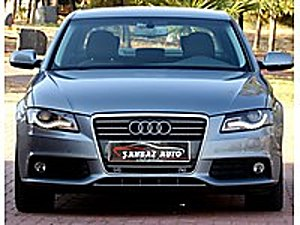 ŞAHBAZ AUTO 2011 AUDI A4 2.0 TDI 143 HP ÖN - ARKA LED 147.000 KM Audi A4 A4 Sedan 2.0 TDI