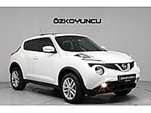 2017 JUKE SKYPACK CAM TAVANLI 42.000 KM OTOMATİK    Nissan Juke 1.6 Sky Pack
