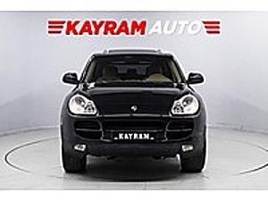 KAYRAM DAN 2005 EMSALSİZ DEĞİŞENSİZ 3.2 V 6 TRİPTRONİC Porsche Cayenne 3.2
