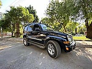 2005 hatasız boyasız 4 4 otomatik Jeep Cherokee 2.8 CRD Limited