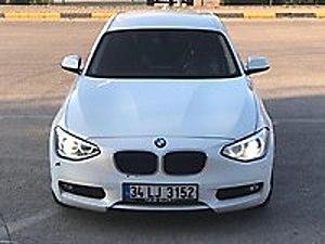 BMV 1.16 DİZEL BEYAZ TEMİZ BMW 1 Serisi 116d ED EfficientDynamics