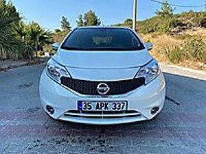 2014 MODEL NİSSAN NOTE 66500 KM DE Nissan Note 1.5 dCi Tekna