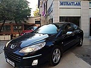 2007 SUNROOF DİJİTAL KLİMA HIZ SABİTLEME TRAMER 5.000TL TAKASOLR Peugeot 407 1.6 HDi Executive Black