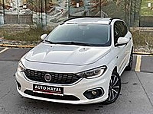 AUTO HAYAL HATASIZ BOYASIZ 2017 EGEA SW LOUNGE PLUS OTOMATİK FUL Fiat Egea 1.6 Multijet Lounge Plus