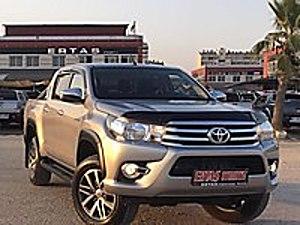 ERTAŞ OTOMOTİV-2019 HİLUX 4x2 OTOMATİK-11 BİNDE-ADBLUE-HATASIZ Toyota Hilux Adventure 2.4 4x2